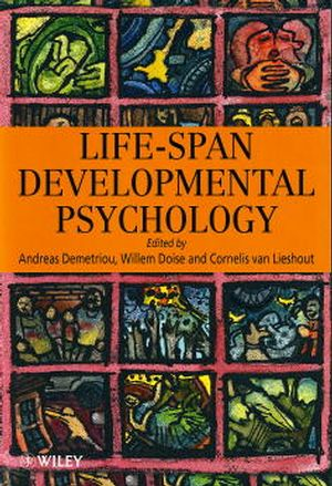 Life-Span Developmental Psychology (0471970786) cover image