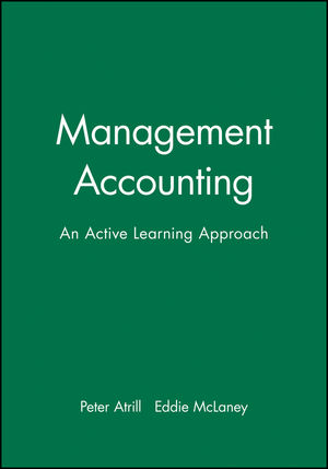 Management Accounting: An Active Learning Approach