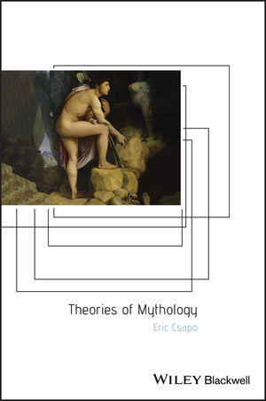 Theories of Mythology (0631232486) cover image
