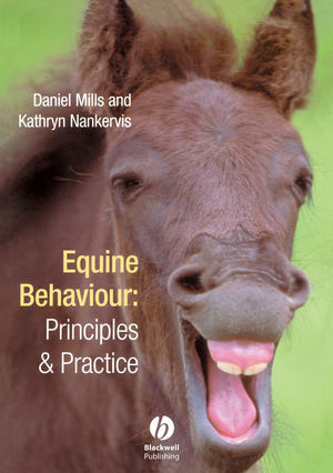Equine Behaviour: Principles and Practice (0632048786) cover image
