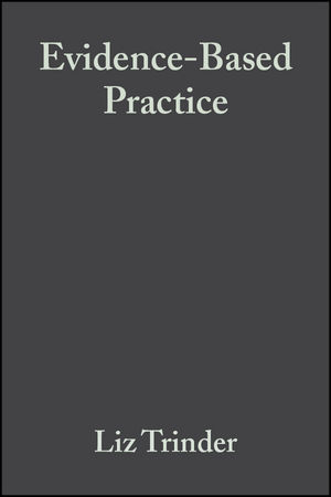 Evidence-Based Practice: A Critical Appraisal (0632050586) cover image