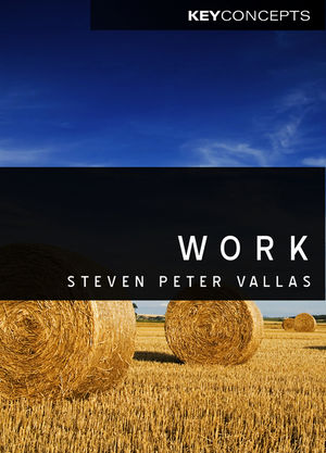 Work: A Critique (0745646786) cover image