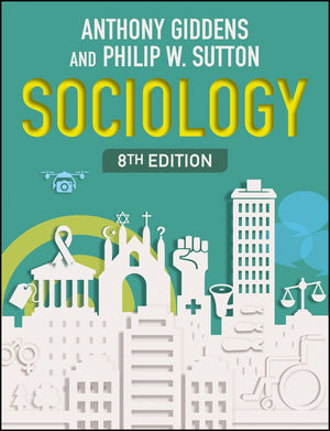 Sociology, 8th Edition (0745696686) cover image