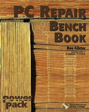 PC Repair Bench Book (0764525786) cover image