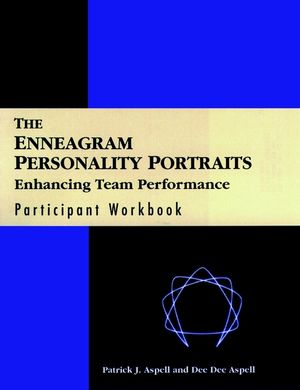 Enneagram Personality Portraits, Enhancing Team Performance Card Deck - Perfecters (set of 9 cards), Participant Workbook