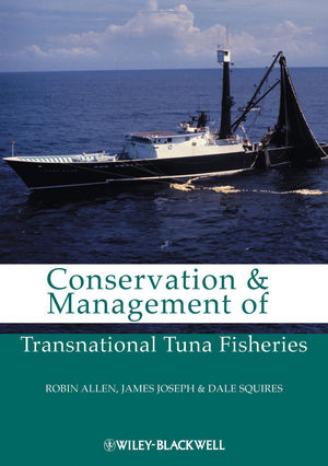 Conservation and Management of Transnational Tuna Fisheries (0813820286) cover image