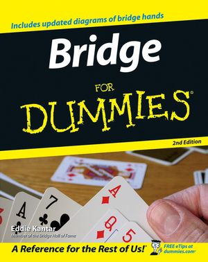 Bridge For Dummies, 2nd Edition (1118052986) cover image