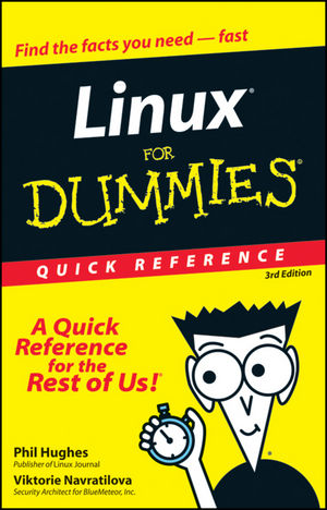 Linux For Dummies Quick Reference, 3rd Edition