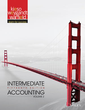 Intermediate Accounting, Volume 2, 15th Edition