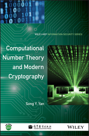 Computational Number Theory and Modern Cryptography (1118188586) cover image