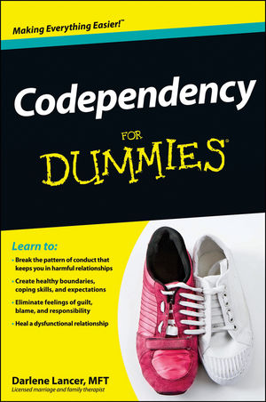 Codependency For Dummies (1118223586) cover image