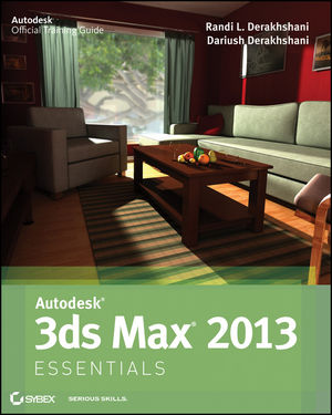 Autodesk 3ds Max 2013 Essentials (1118238486) cover image