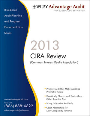 Wiley Advantage Audit 2013 - CIRA (Common Interest Realty Association) Review