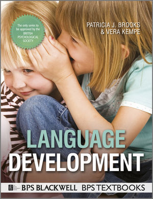 Language Development (1118447786) cover image