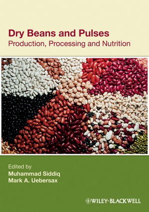 Dry Beans and Pulses : Production, Processing and Nutrition (1118448286) cover image