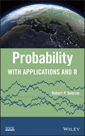 Probability: With Applications and R (1118589386) cover image