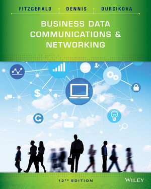 Business Data Communications and Networking, 12th Edition
