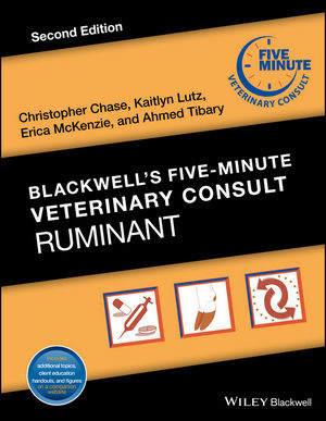Blackwell's Five-Minute Veterinary Consult: Ruminant, 2nd Edition