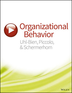 Organizational Behavior (1119091586) cover image