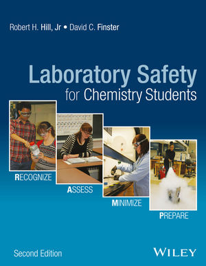 Laboratory Safety for Chemistry Students, 2nd Edition (1119243386) cover image