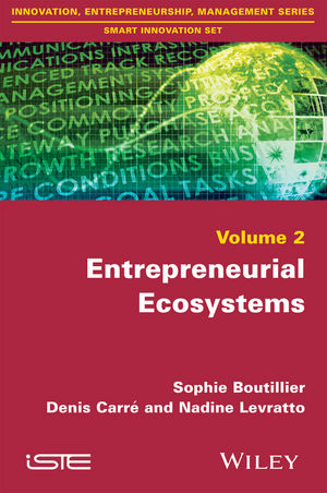 Entrepreneurial Ecosystems (1119285186) cover image