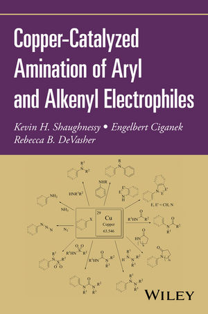 Copper-Catalyzed Amination of Aryl and Alkenyl Electrophiles (1119347386) cover image