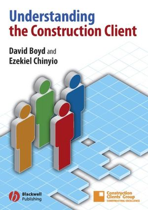 Understanding the Construction Client (1405129786) cover image