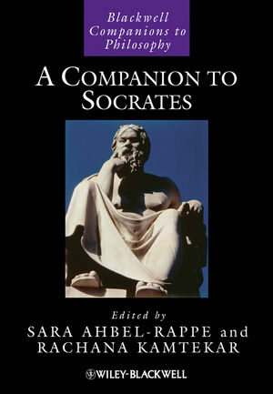 A Companion to Socrates (1405154586) cover image