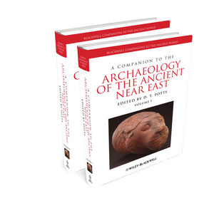 A Companion to the Archaeology of the Ancient Near East (1405189886) cover image