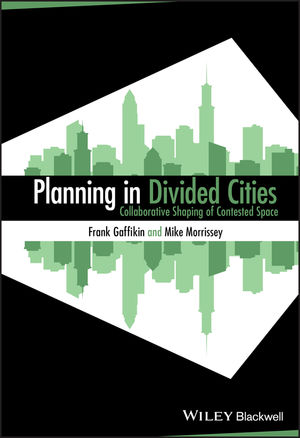 Planning in Divided Cities (1405192186) cover image