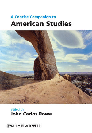 A Concise Companion to American Studies (1444319086) cover image