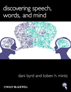Discovering Speech, Words, and Mind (1444357786) cover image