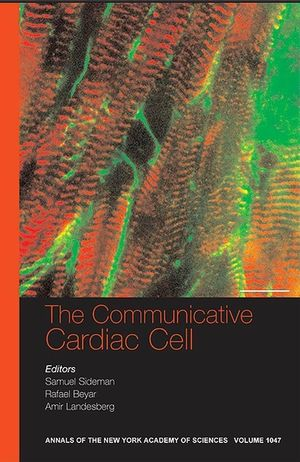 The Communicative Cardiac Cell, Volume 1047 (1573315486) cover image
