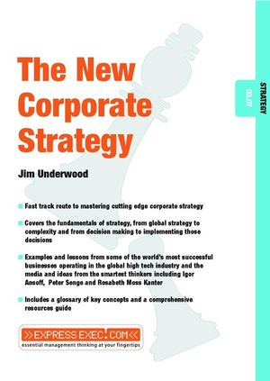 The New Corporate Strategy: Strategy 03.07