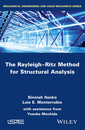 The Rayleigh-Ritz Method for Structural Analysis (1848216386) cover image