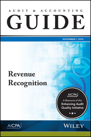Revenue Recognition 2016
