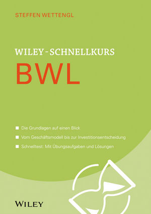 Wiley-Schnellkurs BWL (3527695486) cover image
