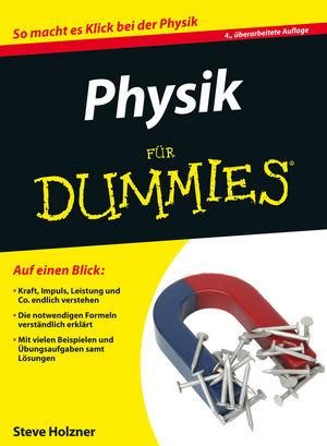 Physik für Dummies, 4. Auflage