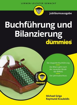 Buchführung und Bilanzierung für Dummies, Jubiläumsausgabe