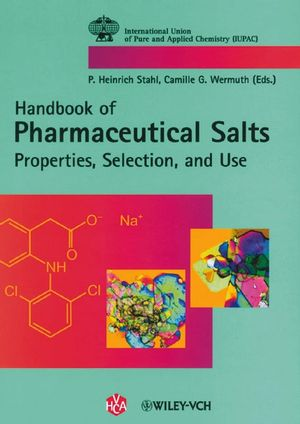 Pharmaceutical Salts (3906390586) cover image