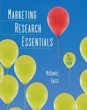 Marketing Research Essentials, 7th Edition (EHEP000186) cover image