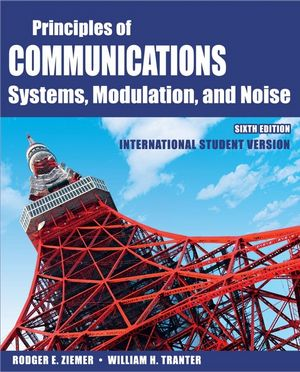 Principles of Communications, International Student Version, 6th Edition
