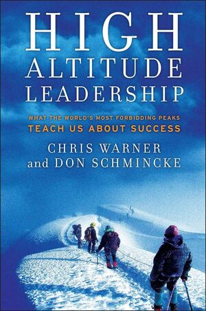 High Altitude Leadership: What the World