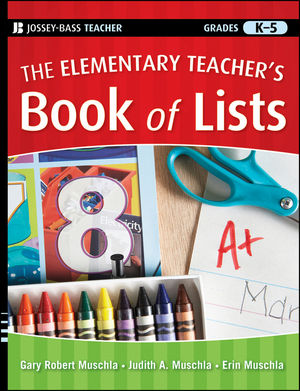 The Elementary Teacher's Book of Lists