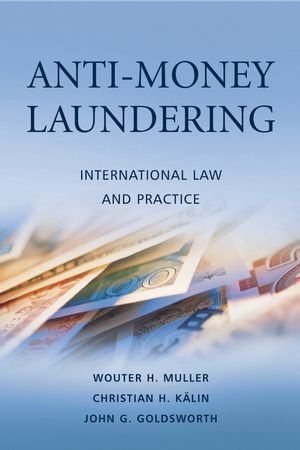 Anti-Money Laundering: International Law and Practice (0470511087) cover image