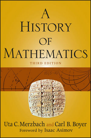 A History of Mathematics, 3rd Edition
