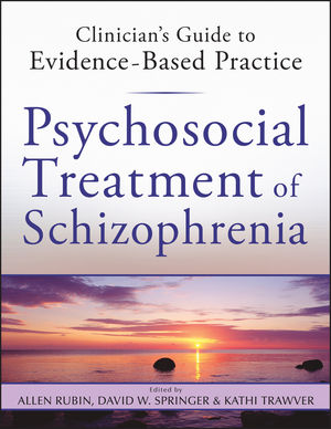 Psychosocial Treatment of Schizophrenia (0470542187) cover image