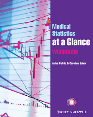 Medical Statistics at a Glance Workbook (0470658487) cover image