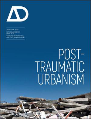 Post-Traumatic Urbanism (0470744987) cover image
