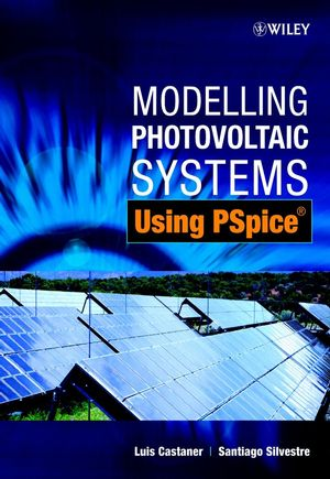 Modelling Photovoltaic Systems Using PSpice (0470845287) cover image